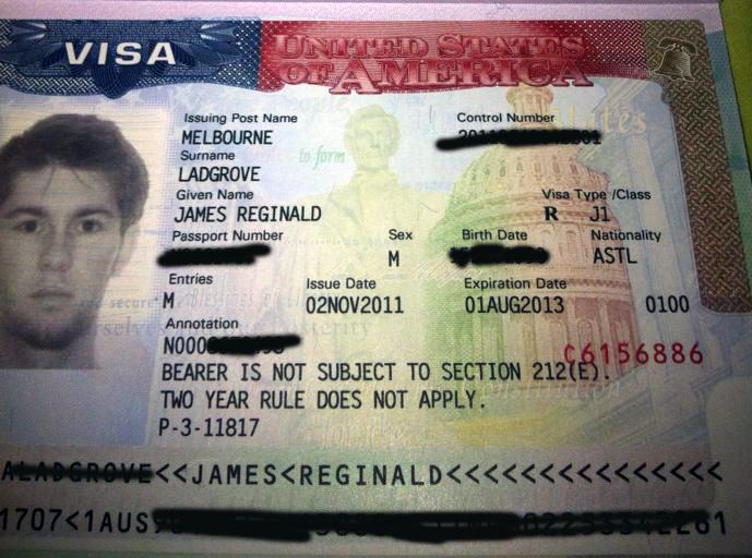 Travel Visa Australia From Us