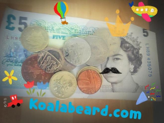 the pound can go far