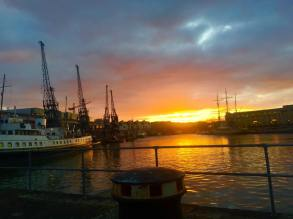 The Stunning floating harbour