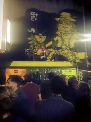 Random Street parties