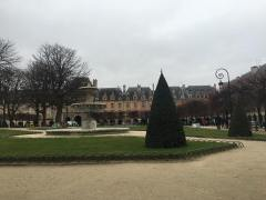 Oldest planned square in Paris