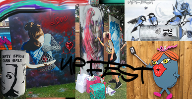 upfest logogs