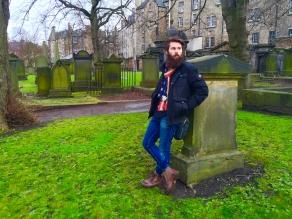 Jimmy Ladgrove Graveyard