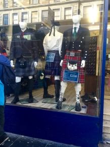 Edinburgh fashion