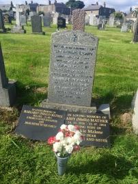 Grandmas Family grave