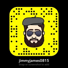 Follow my snapchat around the world