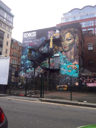 Manchester art