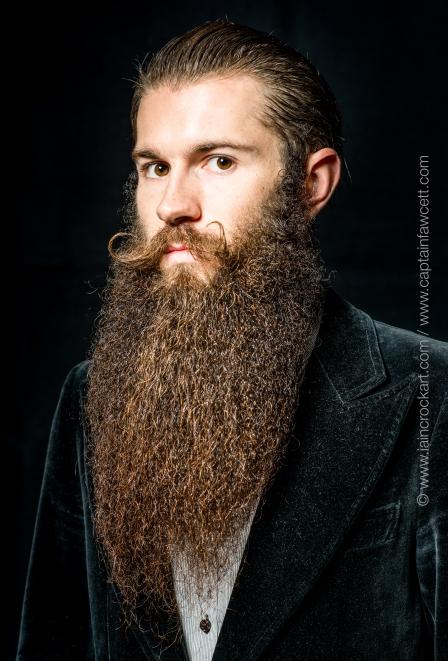 Jimmy Ladgrove Beard 2016