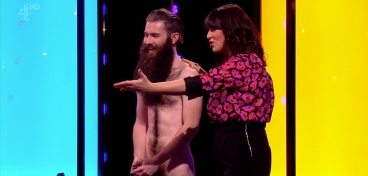 Jimmy Ladgrove on Naked Attraction