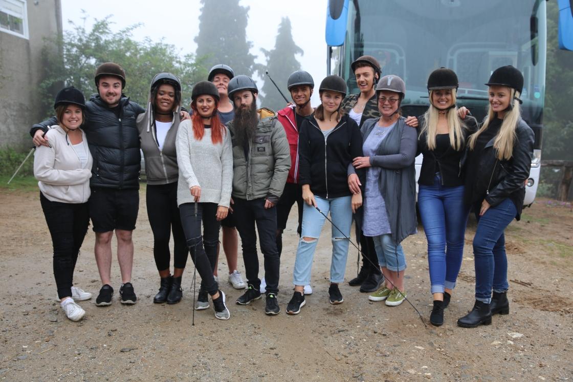 Coach Trip Road To Tenerife Jimmy Ladgrove